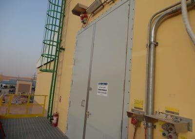 CAFC oil projects